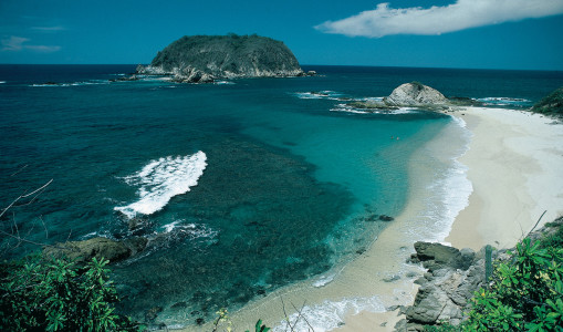 Bahia-Huatulco-Cacaluta