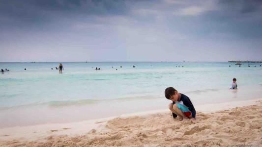 Playa del Carmen - Mamitas Beach