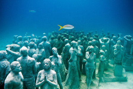 Cancún-Underwater-Museum-Cancún-Mexico-7