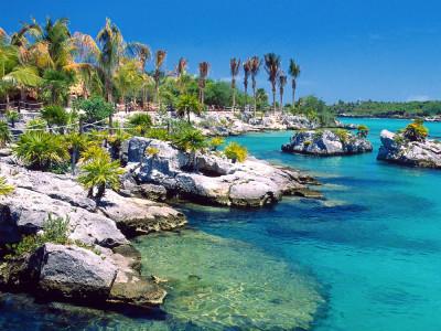 Cancun Mexico Xel Ha Marine Park