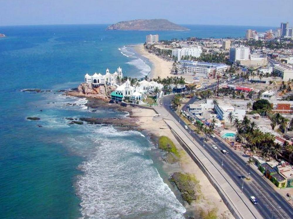Mazatl n - Playas de Sinaloa - Atractivos 43